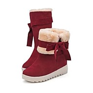Women's Shoes Snow Boots Low Heel Mid-Calf Boots More Colors available