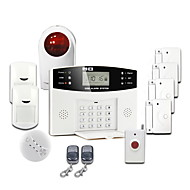 GSM Security Alarm System for Family House Alarm G110E