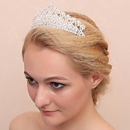 Women's/Flower Girl's Crystal/Alloy/Cubic Zirconia Headpiece - Wedding/Special Occasion Tiaras