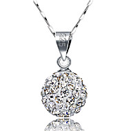 Women's 925 Silver High Quality Handwork Elegant Necklace