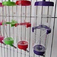 Katze Schalen & Wasser Flaschen Haustiere Schüsseln & Feeding Wasserdicht Tragbar Mehrfarbige Kunststoff