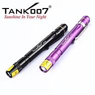 LED Taschenlampen / Taschenlampen mit Schwarzlicht / Hand Taschenlampen (Wasserdicht / Ultraviolettes Licht) - LED 1 Modus Lumen AAA