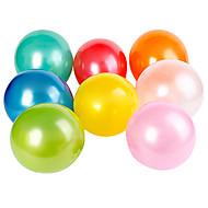pearlized kerek lufi (szín közül választhat, 100db)