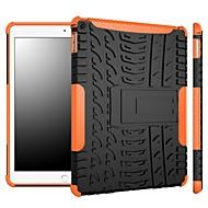 doi-in-one dungi de culoare efectul de orbire de design PC-ul si silicon caz cu stativ pentru aer iPad AIR2 iPad