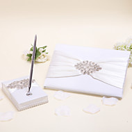 Elegant Collection Sets(Set Of Two , Pen Holder and Guest Book is Included)