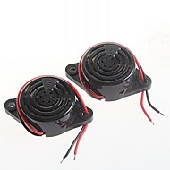 hoge decibel alarm SFM-27 dc3-24v continu buzzer luidspreker stem ringers (2 stuks)