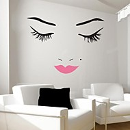 Wall Stickers Wall Decals, Modern Beauty PVC Wall Stickers.