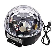 lt-906876 digitální RGB vedl křišťálově Magic Ball laserový projektor (240v.1xlaser projektor)