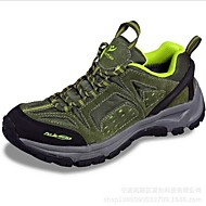 Women's Green Color Breathable Outdoor Camping/Hiking/Traveling Sports Shoes