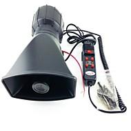 LIT 60W 5-tone Electronic Siren Annunciator for Car