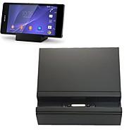 sony dk48 magnetisk laderen stå desktop dock til Xperia Z3 l55u l55t d6653 d6633