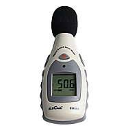 digitale Geräuschmesser db Schallpegelmesser elecall em901