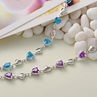 Women's Bracelet Alloy Crystal