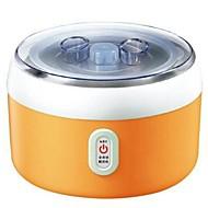 worldapp 500 až 1000 ml automatické multifunkční nerezová ocel jogurt stroj