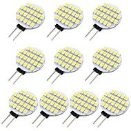 Spot Décorative Blanc Chaud/Blanc Froid G4 2 W 24 SMD 3528 118 LM K DC 12 V