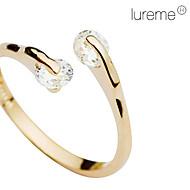 Klasično prstenje,Jewelry Zlatna Vjenčanje / Party / Dnevno Legura / ZirconPrilagodljive Žene