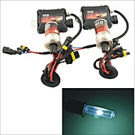 Carking ™ 12V 35W H3 6000K White Light HID Xenon Kit