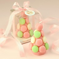 Macaron Tower Candle(More Colors)
