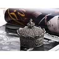 eleganter königlicher Kronenform Schmuckschatulle Schmuckschatulle