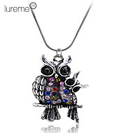 Women's Alloy Necklace Daily/Causal/Outdoor Crystal