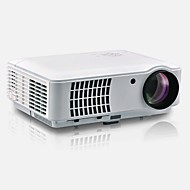 Factory-OEM RD-804 LCD Home Theater Projector XGA (1024x768) 2600 Lumens LED 4:3/16:9