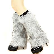 Knitting Wool Overshoes Socks Leggings for Boots 1 Pair