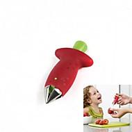 1 Pças. Morango Peeler & Grater For Fruta Náilon Gadget de Cozinha Criativa Novidades
