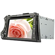 Rungrace 7-inch 2 DinTFT Screen In-Dash Car DVD Player For Ssangyong Acyton Kyron With Bluetooth,Navigation GPS,RDS,ATV