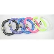 Unisex Fashion/Men's/Children's Bracelet Alloy/Resin Crystal