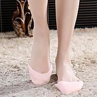 silikone gel sko fod vagt sæt puder indlægssåler&tilbehør til sko et par (tilfældig farve)