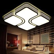 플러쉬 마운트 ,  컴템포러리 / 모던 클래식 / 전통 일렉트로플레이티드 특색 for LED 금속 거실 침실 주방 학습 방 / 사무실 키즈 룸 현관