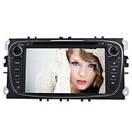 rungrace 7-inch tft-scherm 2 din in-dash auto dvd-speler voor Ford Mondeo met BT, navigationgps, rds, rl-762wgnr02