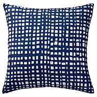 moderna ikat polyester dekorativa kuddöverdrag