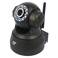 vista gt pan tilt áudio de detecção de movimento de câmera de vigilância sem fios ip p2p interior