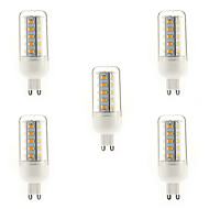 7W E14 G9 E26/E27 LED corn žárovky T 36 SMD 5730 700 lm Teplá bílá Chladná bílá Přirozená bílá AC 220-240 V 5 ks