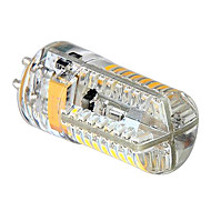 4W G4 2-pins LED-lampen 72 SMD 3014 360 lm Warm wit / Koel wit DC 12 / AC 12 / AC 24 / DC 24 V