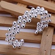 Damen Armbänder Silber Ohne Stein