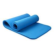 Tapis de Yoga ( Bleu , nbr ) 10