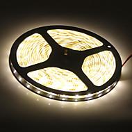 5M 300x3528 SMD Warm White Light LED Strip Lamp (12V)