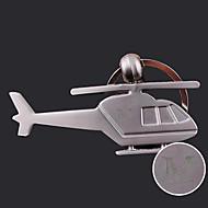 Személyre szabott gravírozott ajándéktárgyak Kreatív Helikopter alakú kulcstartó