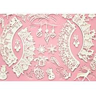 quatro c molde do bolo mat esteira do cozimento do bolo rendas silicone para decoração, silicone mat fondant ferramentas bolo cor-de-rosa