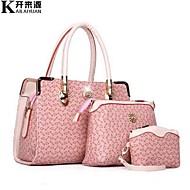 KLY ® 2015 new three-piece crocodile handbag shoulder bag Messenger bag handbag bag mother YAM-SYN