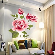 Environmental Riches And Blossom of Bedroom/ Livingroom Wall Sticker