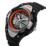 SKMEI® Kids' Sporty Wristwatch Japanese Quartz Analog-Digital Rubber Band Cool Watches Unique Watches
