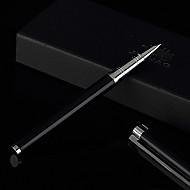 0,38 mm schwarz hohe Grundschule und Geschäfts Hochwertiges Schreiben Füllfederhalter