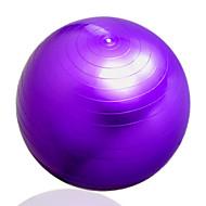 Frauen Anti-Explosion extrudieren blau, rosa, lila Yoga Ball 75cm