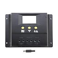 Y-태양 80A의 80i 태양 광 충전 컨트롤러 LCD 패널 배터리 충전기 12V 및 24V 자동차