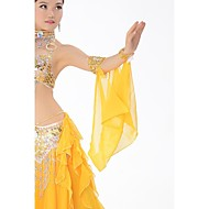 Dance Accessories Belly Dance Armwear Stage Performance Chiffon Armwear 1 Piece (More Colors)