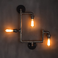 Wall Sconces Rustic/Lodge Metal
