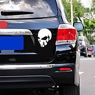 adesivos de carro com crânio diabo carro styling